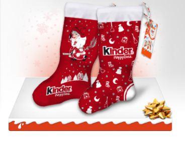 Le calze della befana 2013 Kinder e Ferrero prezzi e contenuto