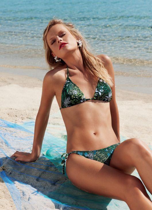 Bikini a triangolo Golden Lady estate 2013 prezzo euro 995