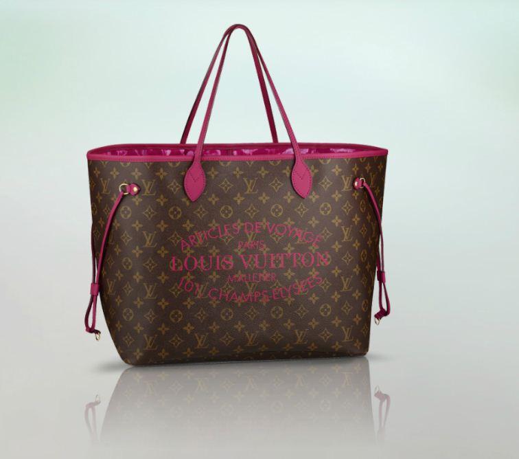 Borse Louis Vuitton collezione primavera estate 2013 ...