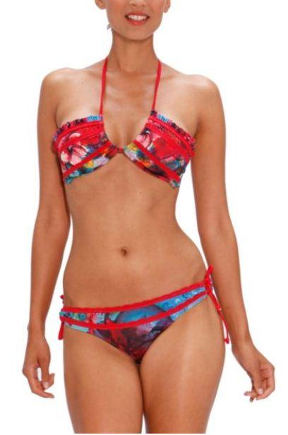 Costume bikini desigual collezione estate 2013 the house of blog - Desigual costumi da bagno ...