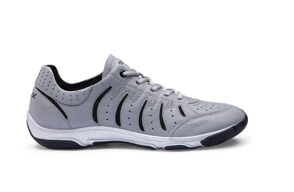 Sneakers Geox uomo primavera estate 2013 con pelle traforata