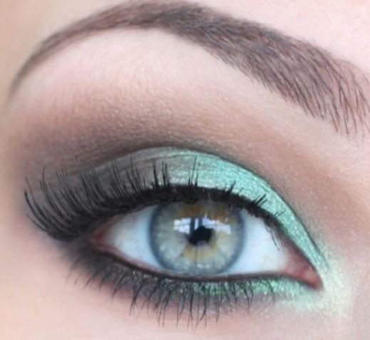 Trucco per occhi azzurri Idea trucco estivo per occhi verdi e azzurri - Idea trucco estivo per occhi verdi e azzurri