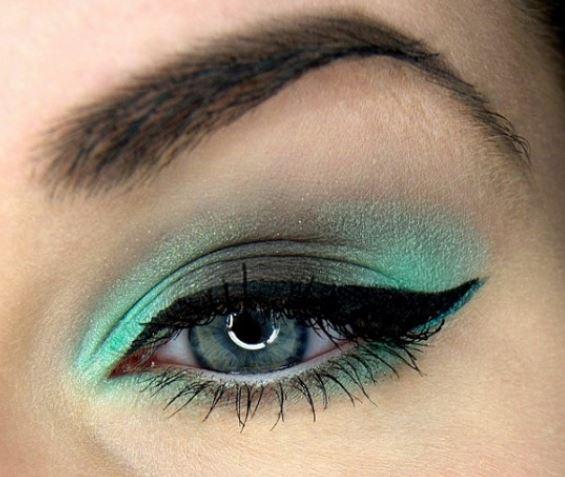 Make up occhi estate