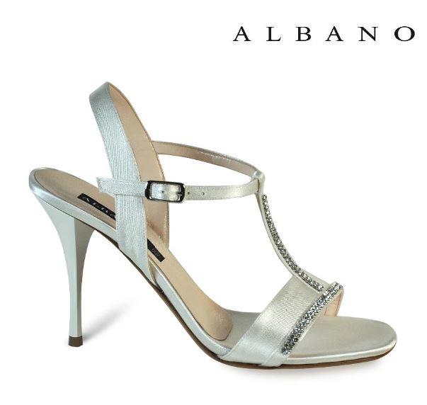 Sandalo gioiello sposa Albano 2013