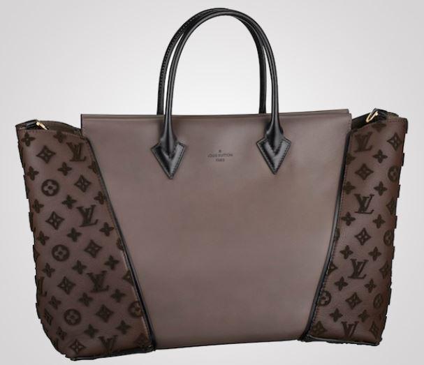 Borsa Louis Vuitton W Bag Monogram Tuffetage inverno 2013 2014 prezzo 4250 dollari