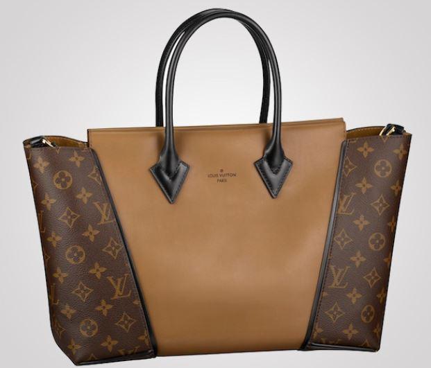 Monogram W bag PM Louis Vuitton inverno 2013 2014 prezzo 3650 dollari