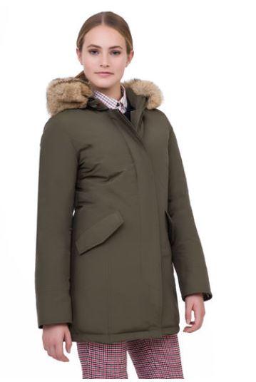 Arctic Parka Woolrich donna inverno 2013 2014 prezzo 599 euro