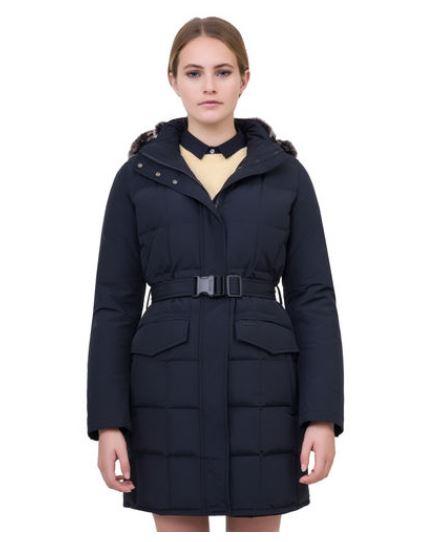 Blizzard Parka donna Woolrich inverno 2013 2014 prezzo 579 euro