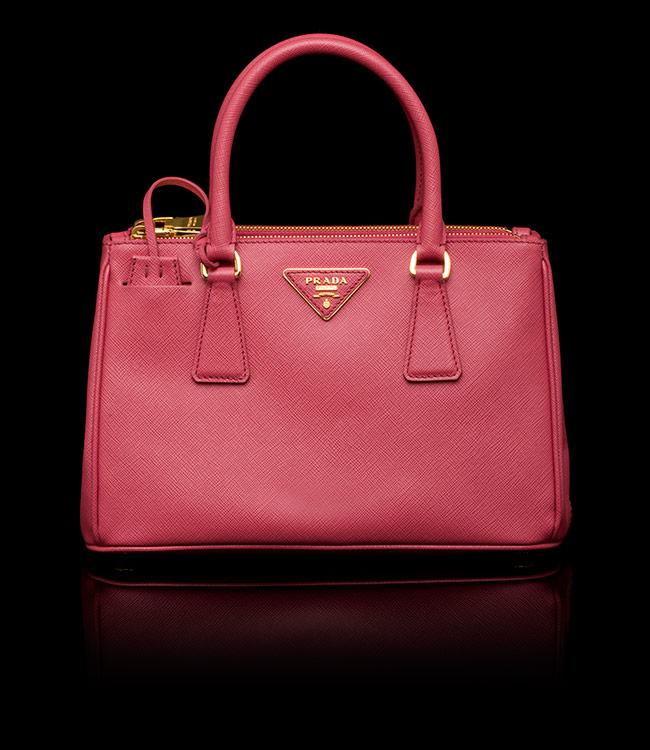 prada handbag on sale - Borsa Prada con tracolla inverno 2013 2014 prezzo 1150 - The house ...