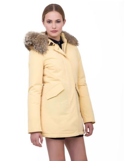 Giaccone Byrd Arctic Parka Woolrich inverno 2014 prezzo 799 euro