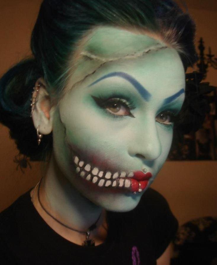Idea Make up per Halloween