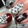 Immagini decorazioni unghie per Halloween