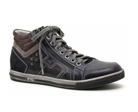 Sneaker uomo Nero Giardini collezione inverno 2013 2014 Sneaker uomo Nero  Giardini collezione inverno 2013 2014 05239d51f2b