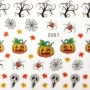 Stickers unghie per nail art Halloween