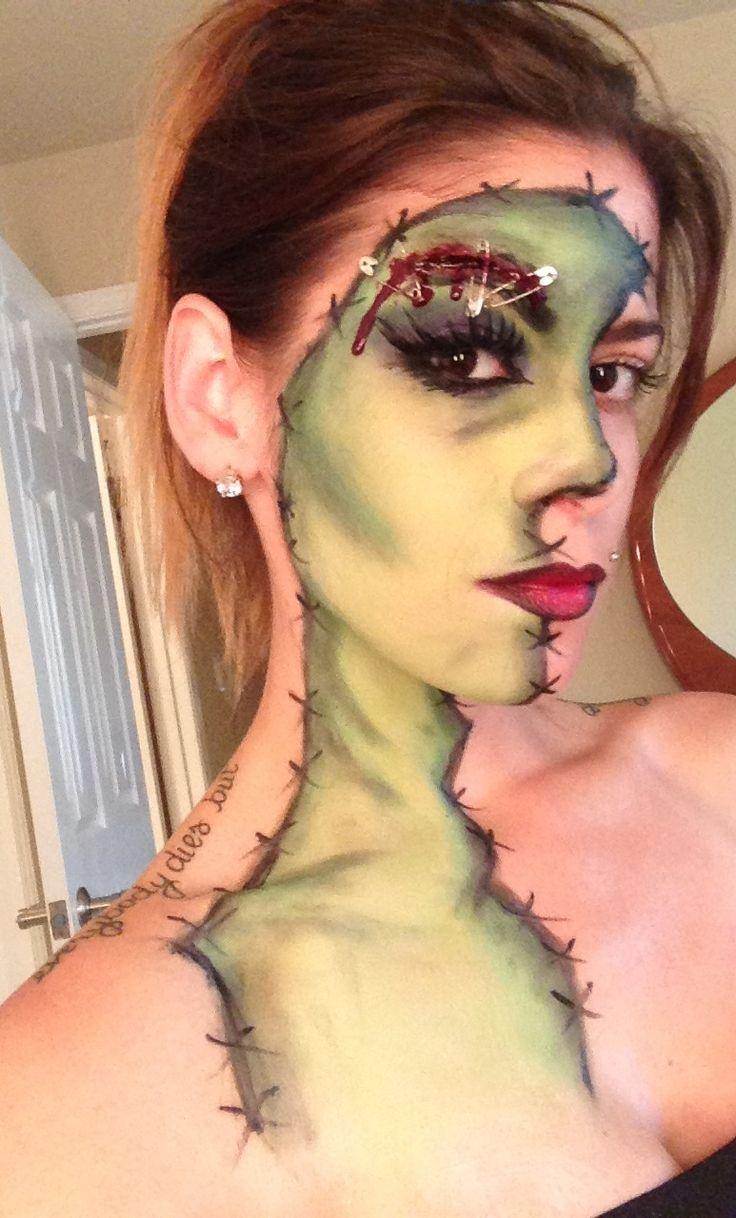 Trucco per Halloween da zombie