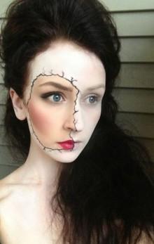 Trucco per Halloween tante idee di makeup