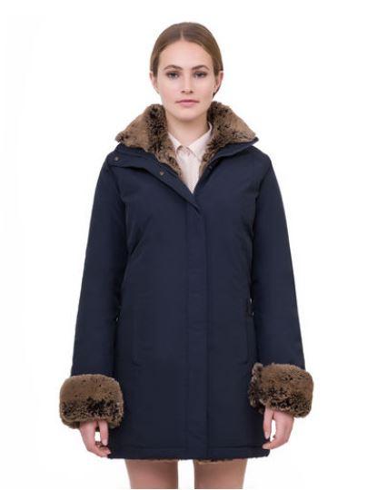 Woolrich collezione donna mod Westminster Parka inverno 2014 prezzo 599 euro