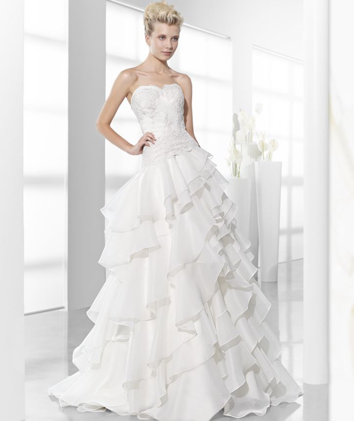 Galerry sposa acconciature 2015