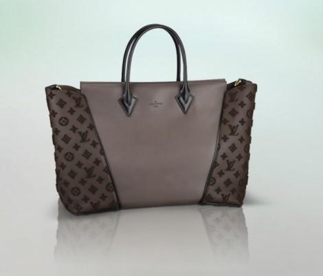 Nuova borsa Louis Vuitton W Bag collezione inverno 2014 ...