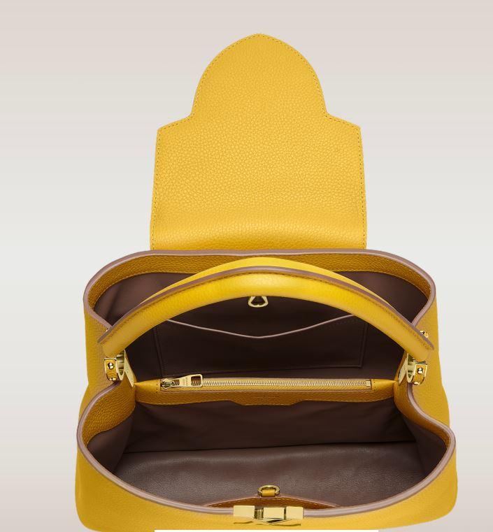 Interno Borsa Louis Vuitton Capucines The House Of Blog