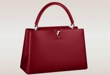 Nuova borsa Louis Vuitton Capucines inverno 2014 Prezzi e dimensioni