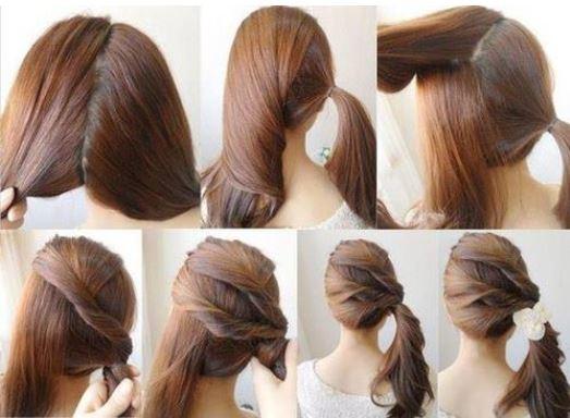 Pettinature per capelli corti fai da te