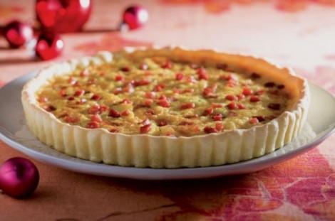 Antipasto Natale torta salata con speck e pere Antipasto Natale torta salata con speck e pere 470x311 - Antipasti Natale  veloci e sfiziosi
