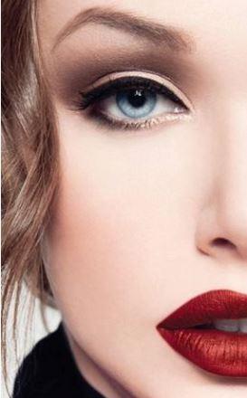 Idee trucco occhi Capodanno Idee trucco occchi Capodanno 2014 - Trucco occhi verdi, azzurri e marroni per Capodanno
