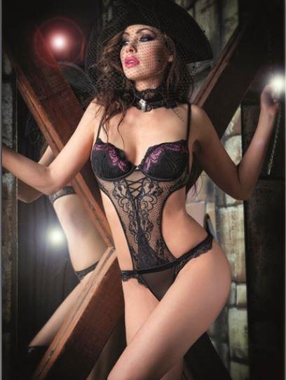 Body Cotton Club sexy idea San Valentino 2014