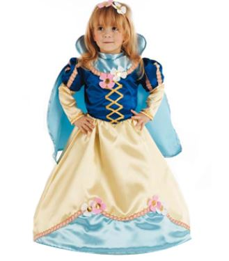 Costume da Carnevale da bambina 2014