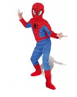Costume da Carnevale da bambino Spiderman