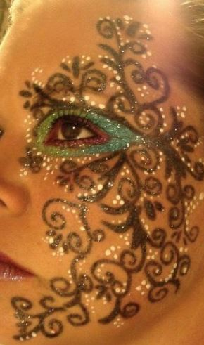 Make up Carnevale