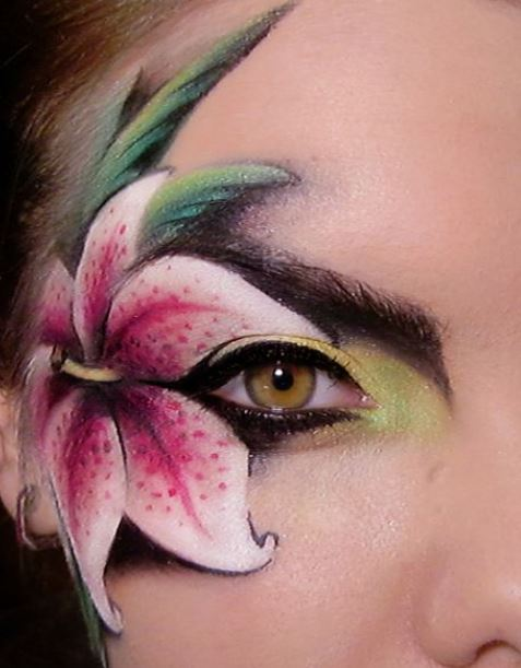 Makeup viso Carnevale