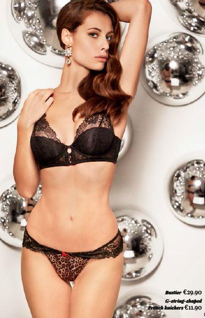 Sexy completo intimo Yamamay idea San Valentino 2014