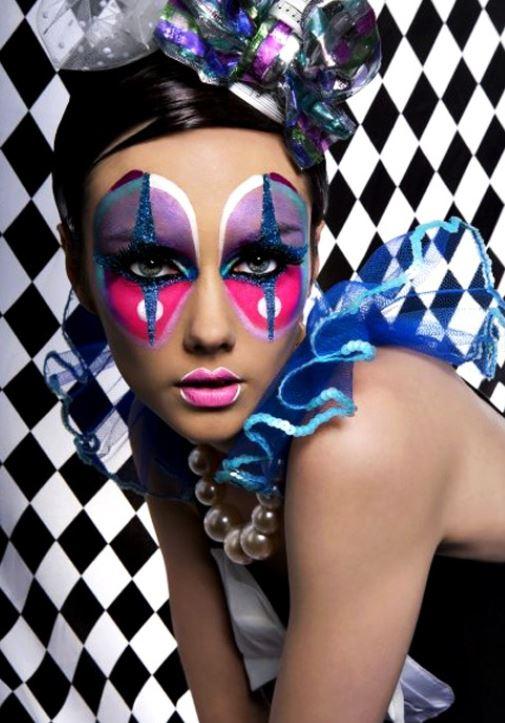 Trucchi per Carnevale Foto gallery Make up