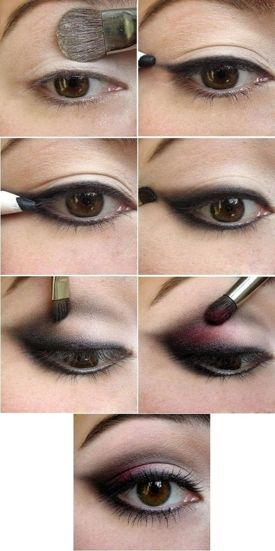 Idea di come truccare gli occhi marroni Idea di come truccare gli occhi marroni - Come truccare gli occhi marroni: Foto gallery Make up Idea di come truccare gli occhi marroni - Come truccare gli occhi marroni: Foto gallery Make up