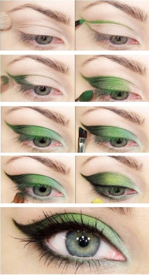 Immagine trucco occhi verdi Immagine trucco occhi verdi - Idee trucco occhi verdi: Foto gallery Make up Immagine trucco occhi verdi - Idee trucco occhi verdi: Foto gallery Make up