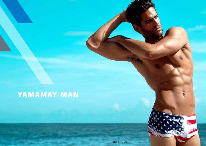 Costumi yamamay estate 2014 catalogo prezzi uomo the - Costumi da bagno con pantaloncino ...