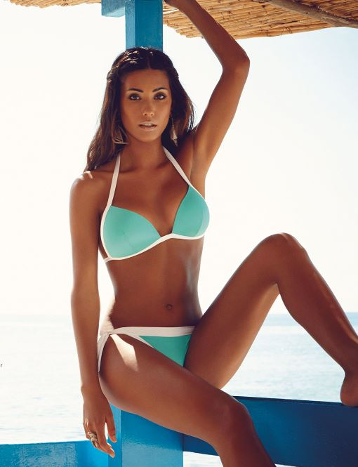 Bikini con reggiseno imbottito Sisi 2014 di Golden Point