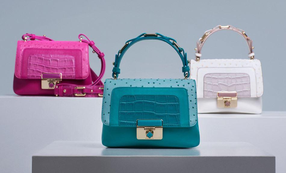 Nuova Borsa Milla Bag di Marella estate 2014 Foto Colori e Prezzi