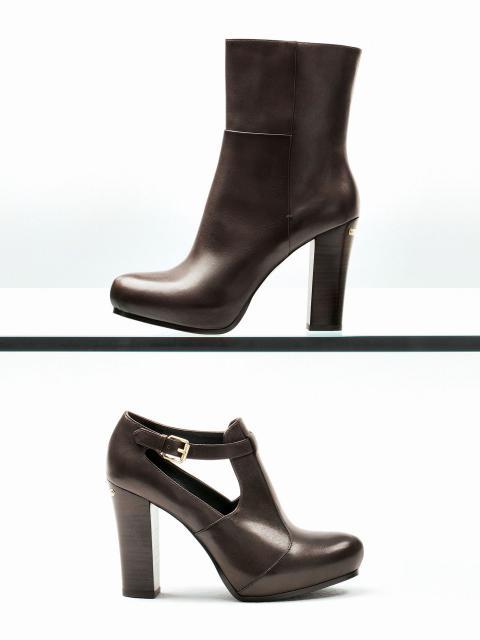 Tacchi Stiletto Alti Spillo A Glamour Tacco Lianaic Marrone Elegante E 35 n0OPX8wNZk
