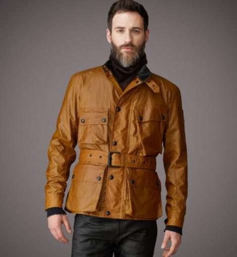 new concept 84acd de30e Giubbotti e giacche in pelle Belstaff uomo prezzi e foto ...