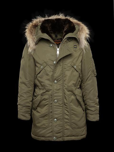 giacconi invernali lunghi