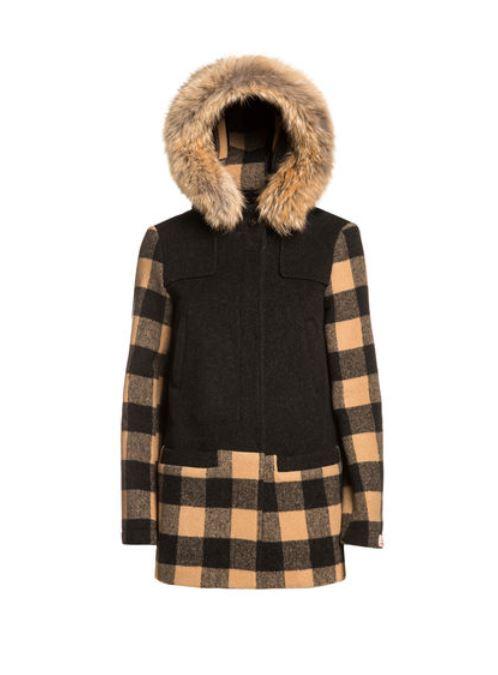 Virginia Parka Woolrich donna inverno 2015 prezzo 649 euro