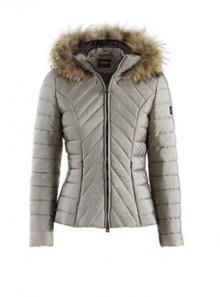 Piumino corto Refrigiwear donna inverno 2015 mod Britt Jacket