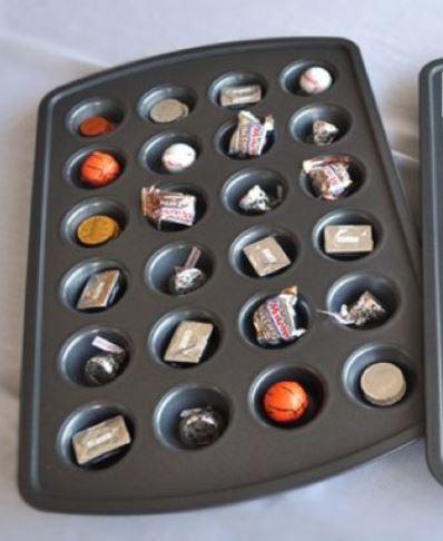 Calendario avvento fai da te ripieno di cioccolatini Calendario avvento fai da te ripieno di cioccolatini - Calendario Avvento Fai da te per bambini e adulti
