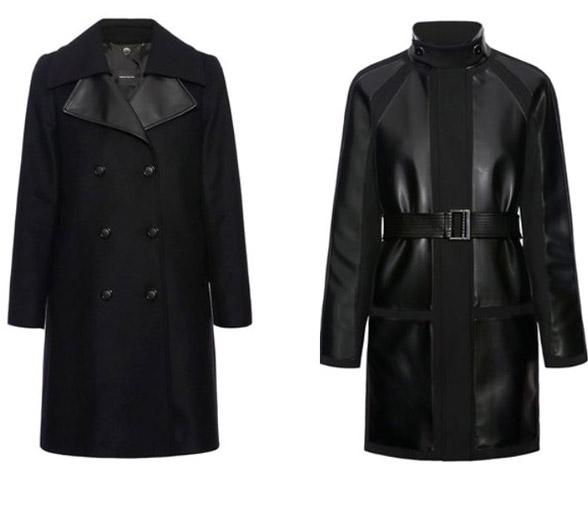 Cappotti ecopelle Pennyblack collezione inverno 2015