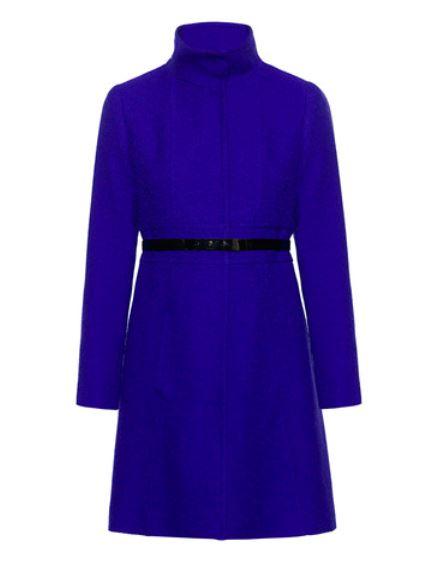 Cappotto Pennyblack blu elettrico inverno 2014 2015 mod Anice prezzo 249 euro
