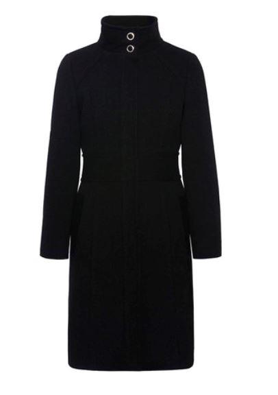 Cappotto in panno Pennyblack mod Antea inverno 2014 2015 prezzo 259 euro