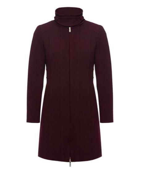 Cappotto stretch Pennyblack inverno 2015 prezzo 219 euro mod Antenna